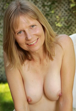 Mature european blonde jennifer